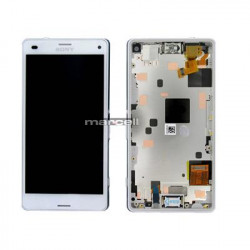 LCD + TOUCHSCREEN SONY XPERIA Z3 D5803 COMPACT WHITE original