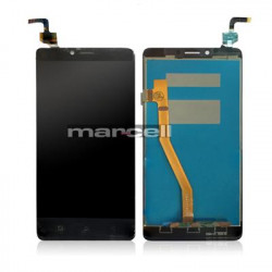 LCD LENOVO K6 NOTE BLACK ORG