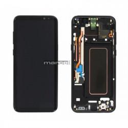 LCD SAMSUNG SM-G955 S8+ BLACK GH97-20470A